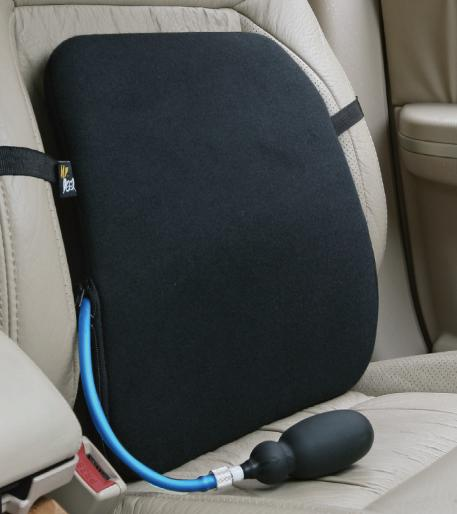 Air Cushion Lumbar Support for Office or Car Chair   LAS-9503